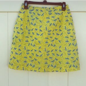 Lilly Pulitzer Dragonfly Skirt